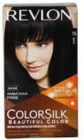 Revlon Colorsilk With 3D Technology (1N Black) Hair Color (Black)