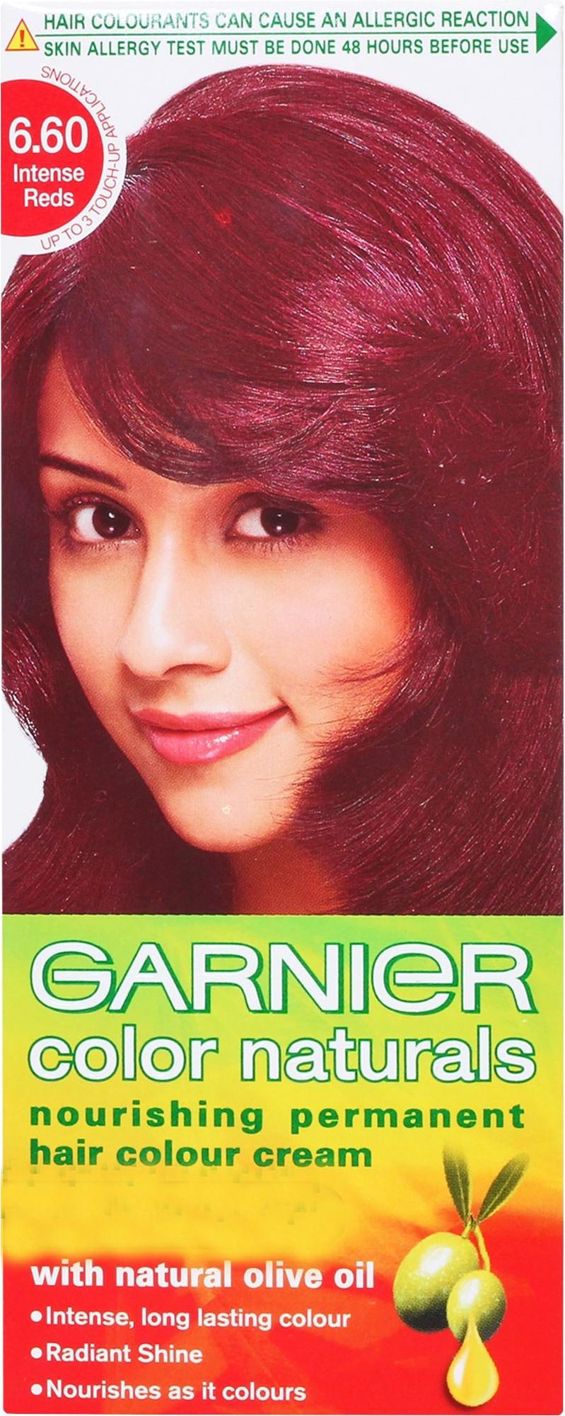 Buy Garnier Color Naturals Hair Intense Reds 660 160