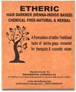 Etheric Hair Colors Etheric Henna & Indigo Based Hair Color
