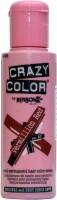 Crazy Color Semi-Permanent Hair Color (Vermillion Red)