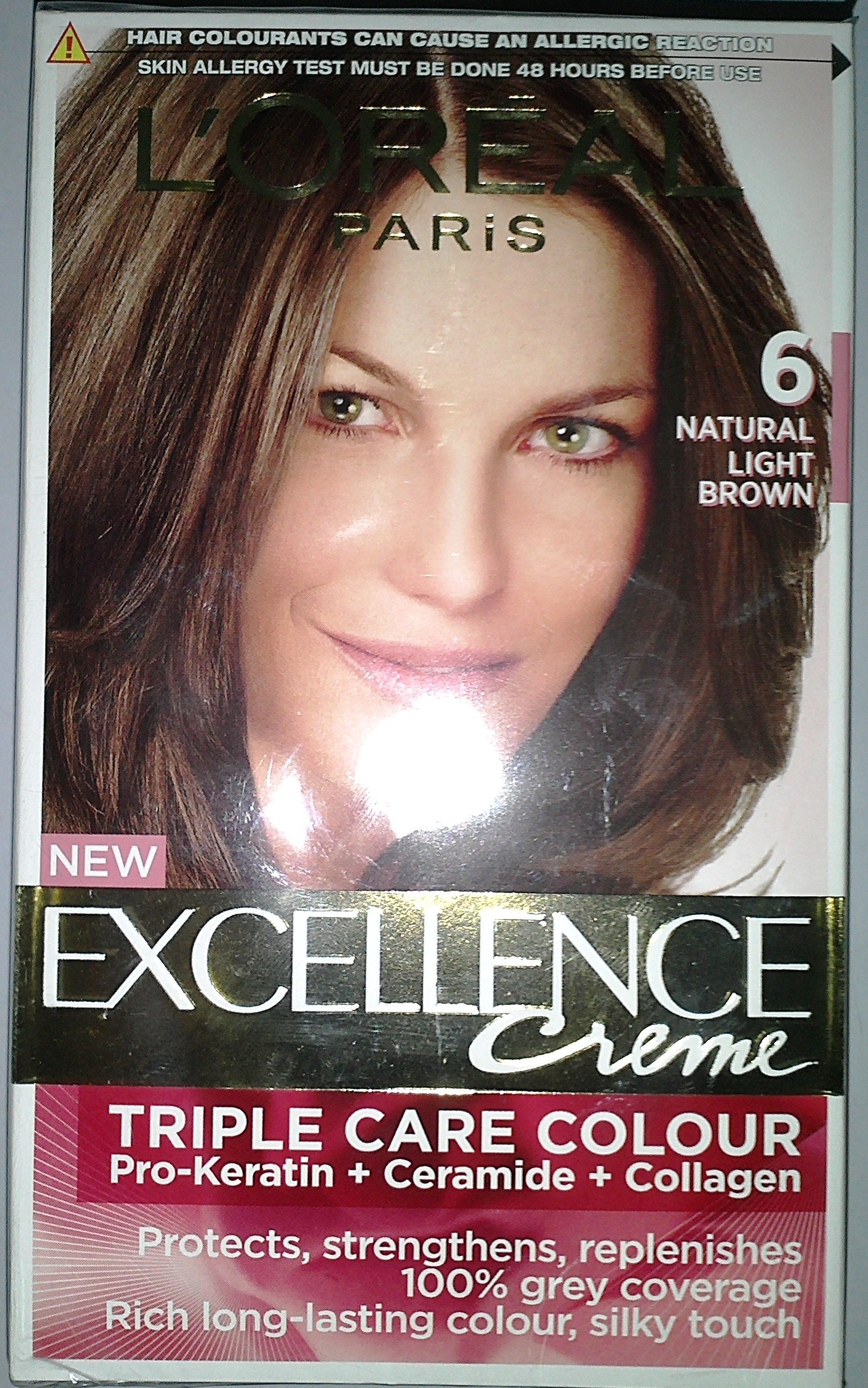 permanent brown golden hair nutrisse dye lighting itm light garnier