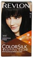 Revlon Colorsilk With 3d Technology Black 1n, Hair Color (Black)