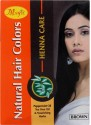 Nature's Essence Natural Hair Colors - Henna Care Hair Color - Brown