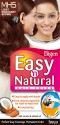 Bigen Easy N Natural Mh5 Hair Color - Light Mahagany Brown