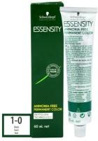 Schwarzkopf Essensity Ammonia Free Permanent Hair Color (1-0 Black)