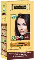 Indus Valley 100% Botanical Soft Black Hair Color (Soft Black)