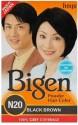 Bigen Powder N 20 Hair Color - Brown And Black
