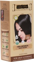 Indus Valley 100% Botanical Organic Healthier Hair Color (Indus Black)