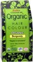 Colour Me Organic Powder Hair Color - Burgundy