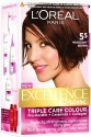 Loreal Paris Excellence Creme Hair Color - Mahagony Brown - 5.5