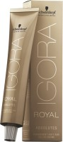 Schwarzkopf Igora Royal Cream Absolute Brown (60ml) Dark Blonde Auburn Natural 6-60 Hair Color (Dark Blonde Auburn Natural)