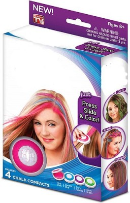 Ideal Home Hair Colors Ideal Home Chalks Hair Color