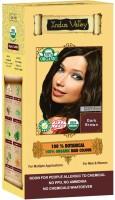 Indus Valley Halal Organic - Dark Brown Hair Color (Dark Brown)