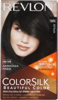 Revlon Colorsilk With 3D Technology Hair Color (Soft Black 1WN)