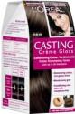 Loreal Paris Casting Creme Gloss Hair Color - Dark Brown - 400