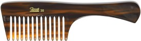 Roots Cellulose Acetate Wide Teeth Comb No 38