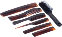 Celebrity The Specially Hand Made Comb Set With Hair Brush Free