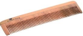 Ancient Living Neem wood comb