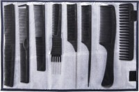 Roots Professional Karbon Combs Kit - Set of 8