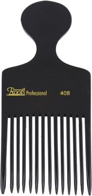 Roots Professional Detangling Combs - Black