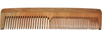 Majik 100% Neem Wood Comb, Controls Hair Loss And Dandruff - HCBECYG3ZXGT2Z2E