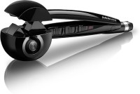 BabyLiss Pro Perfect Curler Styling Tool Rotating Iron-Perfect Curls Hair Curler (Black)