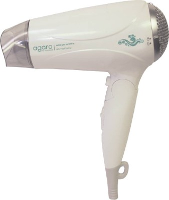Agaro Salon Pro Ionshine HD 7989 Hair Dryer (White)