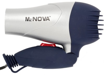 Mz Nova Ultra Dry MZHD-1290 Hair Dryer (Silver)