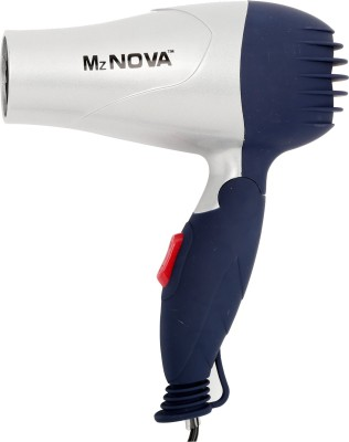 Mz Nova Ultra Dry MZHD-1290 Hair Dryer (Silver)