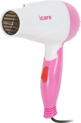 icare Ultra Dry ICHD1 Hair Dryer (Pink)