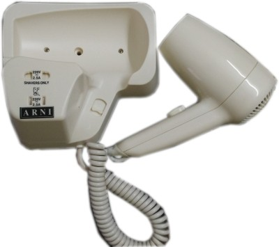 ARNI HANGING AR-H1 Hair Dryer (White)