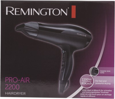 Remington PRO-Air 2200 D5210 Hair Dryer (Black)