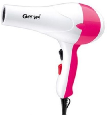 Gemei 1701 Hair Dryer (Pink)