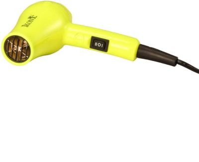 Ikonic Mini MD-007 Hair Dryer (Yellow)