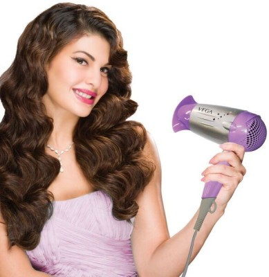 Vega Galaxy 1100 VHDH 06 Hair Dryer (Lavender, Silver)