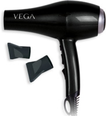 Vega Salon Xpert 1800-2000 VHDP-01 Hair Dryer (Black)