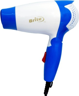 Brite Professional BDH-306 Hair Dryer (Blue)