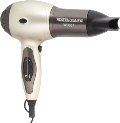 Buy Black & Decker PX 1600 Hair Dryer: Hair Dryer