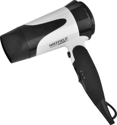 Sheffield Classic SH5050 Hair Dryer (White)