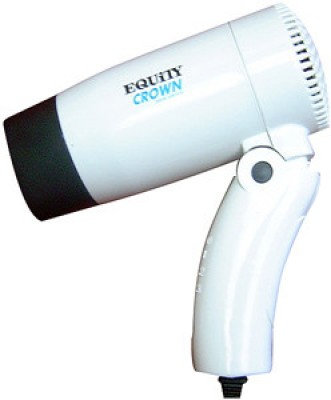 Equity Crown Crown Hair Dryer Black Available At Flipkart