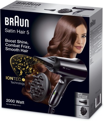 Braun Satin Hair 5 Dryer HD530 Hair Dryer