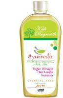 Kesh Regrowth Rogan Dimagin Ayurvedic Medicinal Hair Oil (200 Ml)