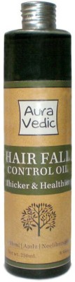 Auravedic Hair Oils Auravedic Hair Fall Control Hair Oil