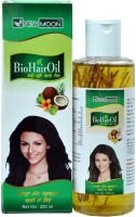 New Moon Jadi Buti Hair Fall Control Mineral Oil Free Ayurvedic Hair Growth Hair Oil (200 Ml)