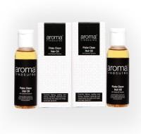 Aroma Treasures Flake Clean Hair Oil (Anti Dandruff) Oil 50ml (Pack Of 2) Hair Oil (100 Ml)