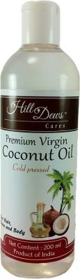 HillDews Hair Oils HillDews Virgin Coconut Cold Pressed Hair Oil