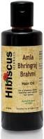 Hibiscusherbals Amla Bhringraj Brahami -  Hair Oil (210 Ml)