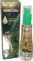 Kemo Cool Natural Snake With Olive Enriched Hair Oil (60 Ml)