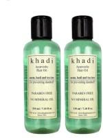 Khadi Hair Oils Khadi Neem, Basil & Tea Tree Hair Oil Hair Oil