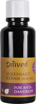 Omved Hair Oils Omved Sukeshant Keram Hair Oil